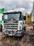 Тягач Scania R 124 LA, 1998 г., 951850 ч.