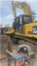 Komatsu PC220, 2008, Crawler Excavators