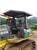 Komatsu D41A, 1997, Kleintraktoren