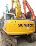 Sumitomo SH120, 2013, Pengorek peyarap