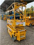 Haulotte Optimum  8, 2007, Scissor Lifts