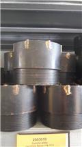 Corone al widia per carotaggio Filetto Nenzi diame, 2018, Drilling equipment accessories and spare parts