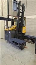 Combilift C 4500, 2002, 4 -way reach trak