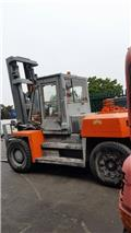 Toyota Forklift 2FD100, 1988, Other