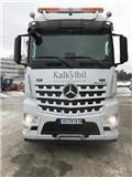 Mercedes-Benz Arocs 2551 Växlare, 2015, Lastväxlare/Krokbilar