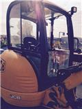 JCB 8025 ZTS, 2008, Mini excavators < 7t (Mini diggers)