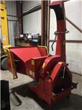 TP 200 PTO c/w TP Pilot, 2017, Mga wood chipper