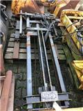 Onbekend HEFMAST MET LEPELS, 2000, Other loading and digging and accessories