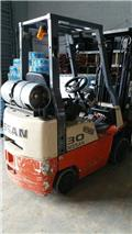 Nissan CPJ01A18PV, 2001, Forklift trucks - others