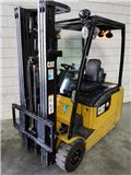 Caterpillar EP20PNT, 2012, Electric forklift trucks