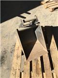 CP Metal T2 400mm Graveskovl, Buckets