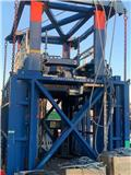Pipeline equipment  Coiled Tubing Jacking Frame