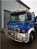 Sisu E11M 6x2 nosturi + vaijeri, 2002, Tovornjaki z žerjavom