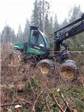 Harvester Timberjack 1270C, 2001, Disboscatrici