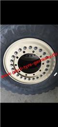 Hutchinson 10x20 Aluminium, Gume, kolesa in platišča