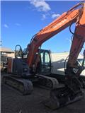 Hitachi ZX 135 US, 2011, Crawler excavators