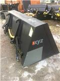 XYZ sandspridare 2,5 kbm, 2014, Sand and salt spreaders