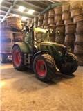 Fendt 720, 2014, Tractors