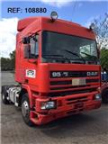 Тягач DAF 95.380 - SOON EXPECTED - 4X2 MANUAL SPACE CAB, 1990 г., 917000 ч.
