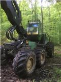 John Deere 1470 E Eco III, 2015, Combine forestiere