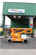 Niftylift HR 12 D E, 2007, Articulated boom lifts