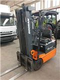 Doosan B13-5AC, 2014, Electric Forklifts