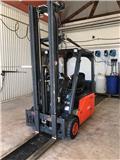 Linde E18-01, 2009, Electric Forklifts