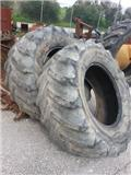 Pneus 540/65R28, Tyres, wheels and rims