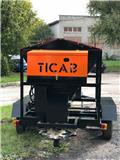 Ticab Piaskarka RPS-1500, 2020, Sand And Salt Spreaders
