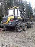 Ponsse Wisent 8W, 2017, Forwarder