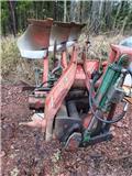 Kverneland E 3, Reversible ploughs