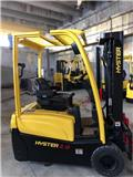 Hyster J 2.00 XNT, 2020, Elektro Stapler