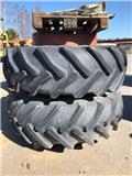 Taurus 20.8R38, Tires, wheels and rims