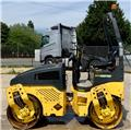 Bomag BW 120 AD-4, 2010, Twin drum rollers