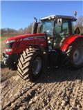Massey Ferguson 7718, 2016, Tractors