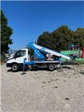 Socage 20T, 2021, Truck mounted aerial platforms