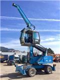 Fuchs MHL 320, 2008, Waste / industry handlers