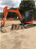 Hitachi ZX 48 U, 2016, Mini Excavators <7t (Mini Diggers)