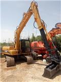 CASE CX 130, 2001, Excavadoras sobre orugas