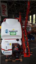 Bargam MEC BDX 1200-12, 2014, Mounted sprayers
