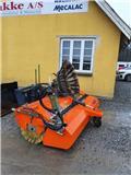 Tüchel Proff 600-230, Strojevi za metenje