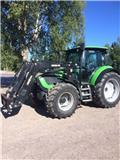 Deutz-Fahr K 100 med lastare -08, 2008, Traktorer