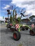 CLAAS Liner 2900, Mga windrower
