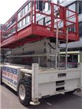 Liftlux SL205-25, 2001, Scissor Lifts