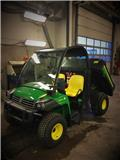 John Deere Gator HPX, 2018, Cross-country vehicles