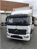 Mercedes-Benz Atego 1523L, 2019, Camiones con caja de remolque