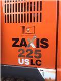 Hitachi ZX 225 US LC-3, 2008, Crawler excavators