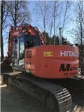 Hitachi ZX 225 US LC-3, 2012, Escavadoras de rastos