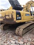Komatsu PC 210-8、履帶式挖土機(掘鑿機,挖掘機)