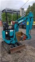 Sunward SWE 08B, 2017, Mini excavators < 7t (Mini diggers)